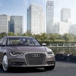 Audi A6L koncepts
