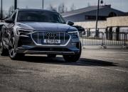 Audi e-tron Latvijā